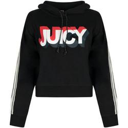 Oblečenie Ženy Mikiny Juicy Couture  Čierna