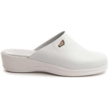 Topánky Ženy Šľapky D´kel 70461 WHITE