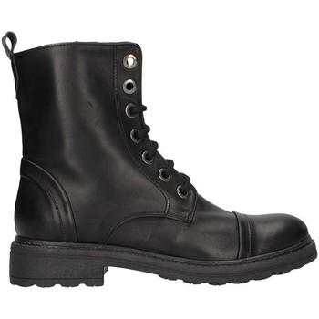 Topánky Ženy Čižmy do mesta Unica 10190 BLACK