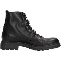 Topánky Ženy Čižmičky Unica 10191 BLACK
