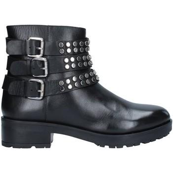 Topánky Ženy Čižmičky Apepazza BST10 BLACK