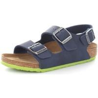 Topánky Chlapci Sandále Birkenstock 035203 BLUE
