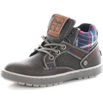 Topánky Deti Členkové tenisky Wrangler WJ16238 GRAPHITE