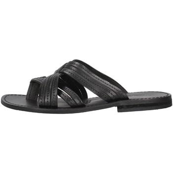 Topánky Ženy Šľapky Antichi Romani 1456 BLACK