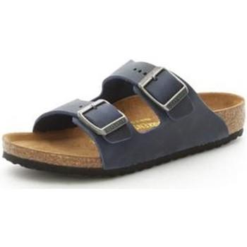 Topánky Chlapci Šľapky Birkenstock 553883 BLUE