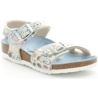 Topánky Dievčatá Sandále Birkenstock 731893 BLUE