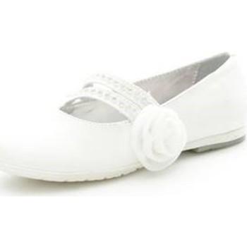 Topánky Dievčatá Balerínky a babies Asso 39049 WHITE