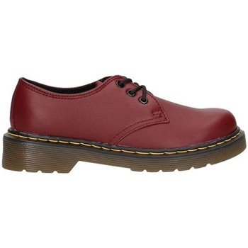 Topánky Chlapci Derbie Dr Martens EVERLY RED
