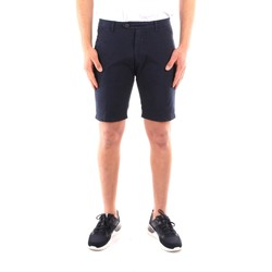 Oblečenie Muži Šortky a bermudy Roy Rogers P21RRU087C9250112 NAVY BLUE