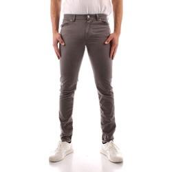 Oblečenie Muži Oblekové nohavice Roy Rogers P21RRU089P3180112 GREY