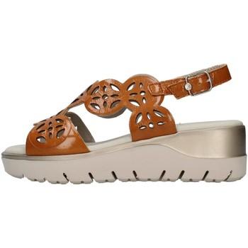 Topánky Ženy Sandále CallagHan 26510 BROWN