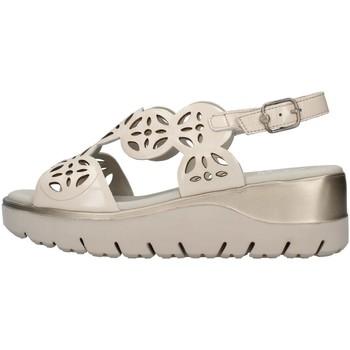Topánky Ženy Sandále CallagHan 26510 WHITE