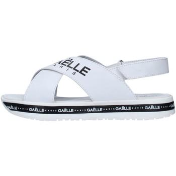 Topánky Ženy Sandále GaËlle Paris G-821 WHITE