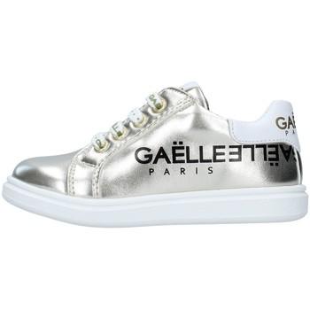 Topánky Dievčatá Nízke tenisky GaËlle Paris G-742 GOLD
