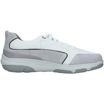 Topánky Muži Sandále Geox U15C0A08522 WHITE