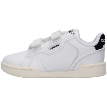 Tašky Chlapci Nízke tenisky adidas Originals FY9284 WHITE