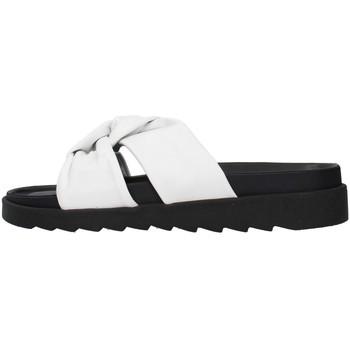 Topánky Ženy Šľapky Apepazza S1SOFTWLK01/LEA WHITE