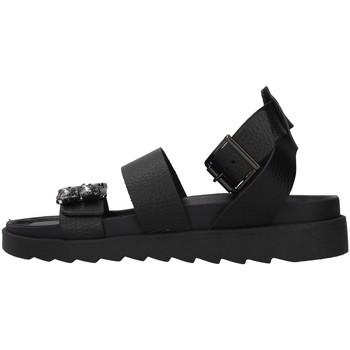 Topánky Ženy Sandále Apepazza S1SOFTWLK05/LEA BLACK