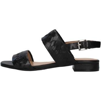 Topánky Ženy Sandále Apepazza S1PETIT18/VEG BLACK