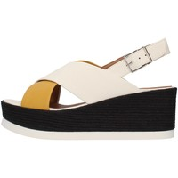 Topánky Ženy Sandále Tres Jolie 2801/JIL/MS YELLOW