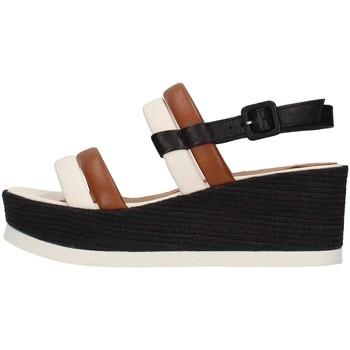Topánky Ženy Sandále Tres Jolie 2056/JIL/MS WHITE