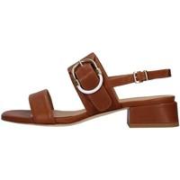 Topánky Ženy Sandále Tres Jolie 2083/MUSA BROWN