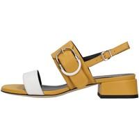 Topánky Ženy Sandále Tres Jolie 2083/MUSA WHITE