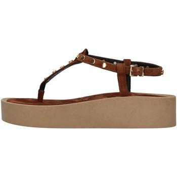 Topánky Ženy Sandále Tres Jolie 2071/ALOE BROWN