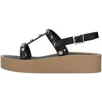 Topánky Ženy Sandále Tres Jolie 2080/ALOE BLACK