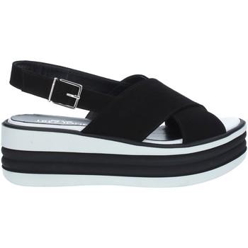 Topánky Ženy Sandále Tres Jolie 1908/FOX BLACK