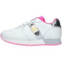 Topánky Dievčatá Nízke tenisky Blauer S1LILLI02/LEA WHITE