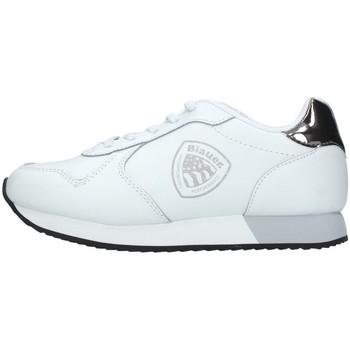 Topánky Dievčatá Nízke tenisky Blauer S1LILLI01/LEA WHITE