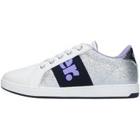 Topánky Dievčatá Nízke tenisky Blauer S1DORY04/GLI SILVER