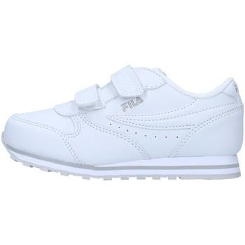 Topánky Dievčatá Nízke tenisky Fila 1011080 VIOLET