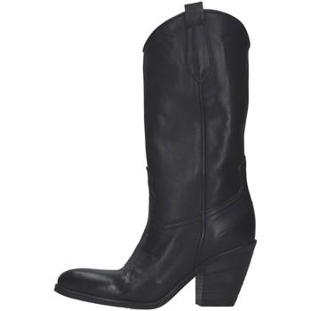 Topánky Ženy Čižmičky Zoe FLORIDA07 BLACK