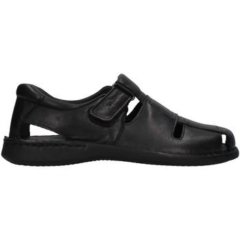 Topánky Muži Sandále Enval 7222200 BLACK