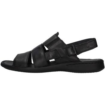 Topánky Muži Sandále Enval 7222100 BLACK