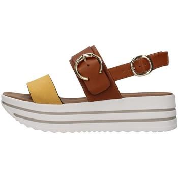 Topánky Ženy Sandále NeroGiardini E115711D YELLOW