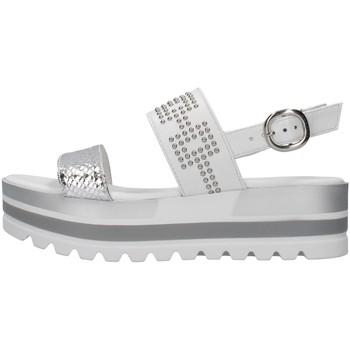 Topánky Ženy Sandále NeroGiardini E115750D SILVER