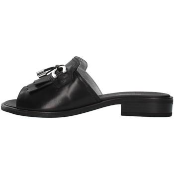 Topánky Ženy Šľapky NeroGiardini E115504D BLACK