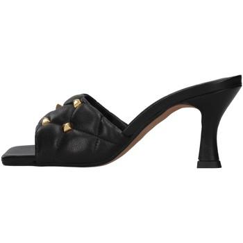 Topánky Ženy Šľapky Balie' 587 BLACK