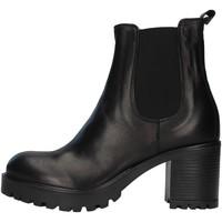 Topánky Ženy Čižmičky Unica 10264 BLACK