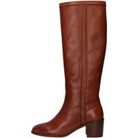 Topánky Ženy Čižmy do mesta Paola Ferri D7285 BROWN