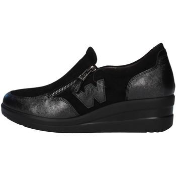 Topánky Ženy Nízke tenisky Melluso R25856 BLACK