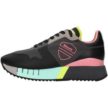 Topánky Ženy Nízke tenisky Blauer F0MYRTLE03/CAT BLACK