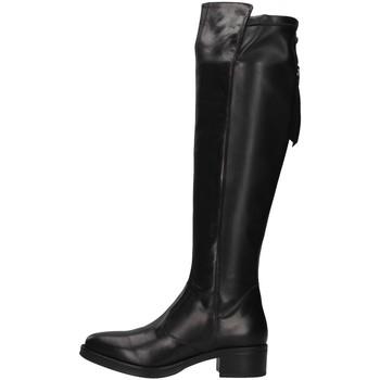 Topánky Ženy Čižmy do mesta NeroGiardini I014073D BLACK