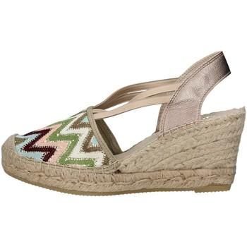 Topánky Ženy Sandále Vidorreta 18400 BEIGE