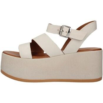 Topánky Ženy Sandále Inuovo 495002 WHITE