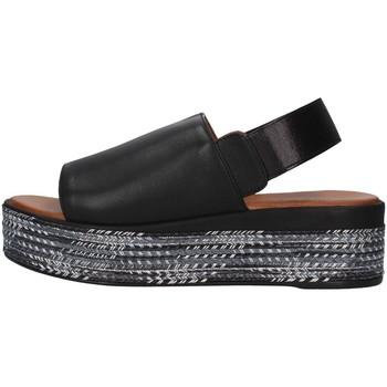 Topánky Ženy Sandále Inuovo 117029 BLACK