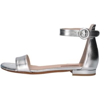 Topánky Ženy Sandále Albano 4220 SILVER
